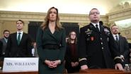 """LIVE. """"Ongewoon en ongepast"""": kroongetuigen spreken over Trumps telefoontje naar Oekraïense president"""