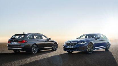 Vernieuwde BMW 5 Reeks voor het eerst uitgerust met deze connectiviteitstechnologie