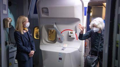 Duitse luchtvaartsector stelt voor mondmaskers te verplichten aan boord