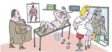 Happy end? Seksvraag klinkt nog altijd in nette Tilburgse massagesalons: 'Oh god, daar gaan we weer'