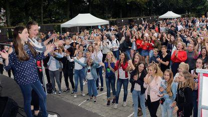 Van Roey-instituut verrast leerlingen met festival