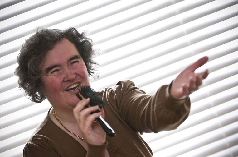 Susan Boyle, Foto AP Beeld