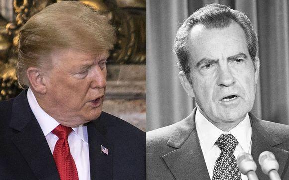 De gelijkenissen tussen de Amerikaanse presidenten Donald Trump en Richard Nixon zijn makkelijk te vinden. Maar wie beter kijkt, ziet dat die vergelijking niet eerlijk is, voor Nixon.