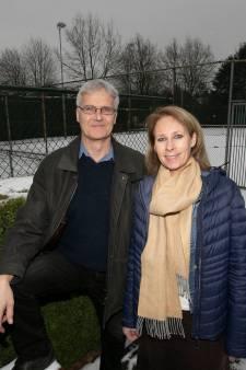 Sociaal tennis bij De Korrel in Veldhoven