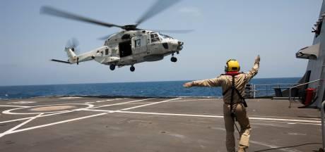 Onderzoek naar crash NH90 gaat  verder op vliegbasis Gilze-Rijen