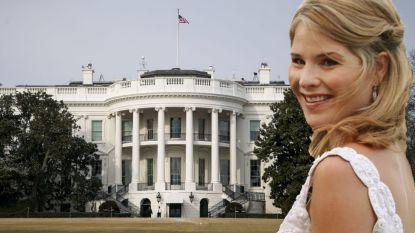 Volgens dochter George Bush spookt het in Witte Huis en ze is niet enige die iets vreemds overkwam