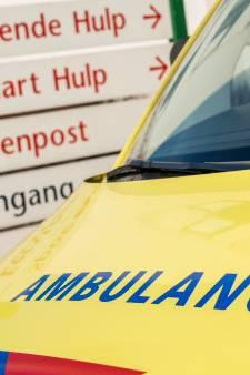 Bejaarde man gewond bij ongeluk in Langbroek