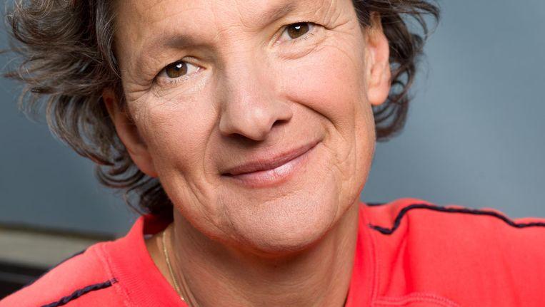 Irene van den Brekel Beeld Ivo van der Bent