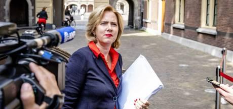 'Cora van Nieuwenhuizen meldt zich als de opvolger van Rutte'