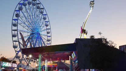 Derde jaar reuzenrad in Aalter: amper 1.591 bezoekers