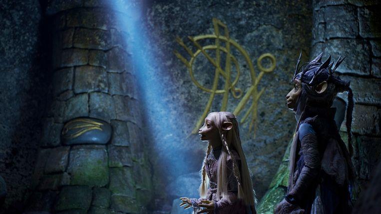 The Dark Crystal: Age of Resistance. Beeld Kevin Baker / Netflix