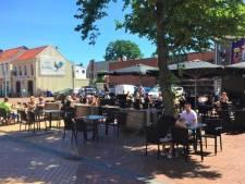 Marktplein Winschoten blijft een groot terras