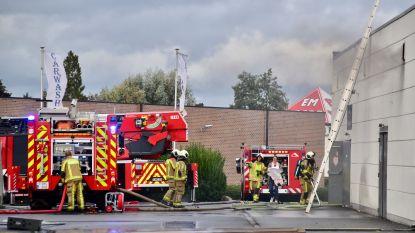 Veel rookschade na brand in magazijn van Dreamland, brandweer eerst op verkeerde been gezet