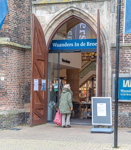 Steeds meer winkels in Zwolle heropenen de deuren