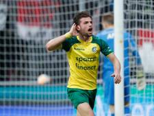 FC Twente huurt Griekse buitenspeler Lazaros Lamprou