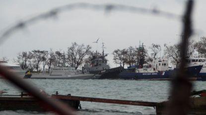 Rusland moet Oekraïense matrozen vrijlaten