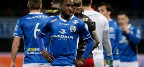 Kater voor FC Den Bosch na achtbaanrit met tien goals en rode kaart