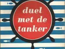 Over een jonge loods op een oude tanker