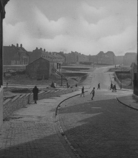 2300 huizen, 400 winkels, 55 cafés en restaurants weggevaagd; pas na 10 jaar had Nijmegen zijn stadshart terug