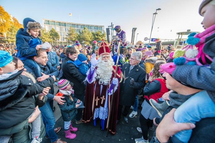 Sinterklaas intocht Apeldoorn 2018.