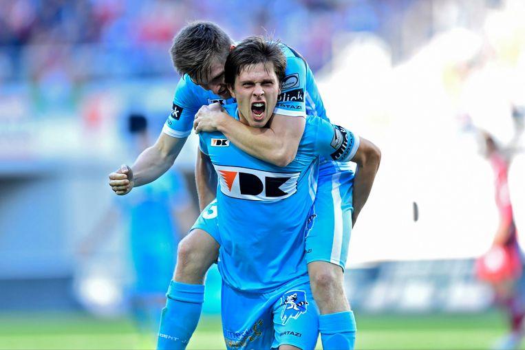 Hannes Van Der Bruggen neemt het vanavond op tegen meerdere ex-ploegmaats.