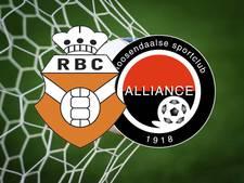 Alliance raakt weer achterop