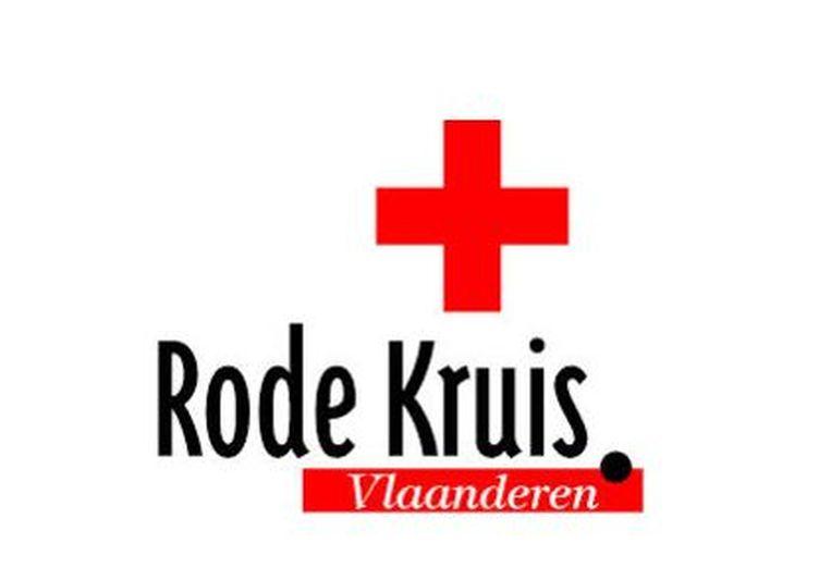 Het logo van het Rode Kruis