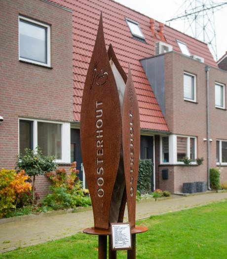 'Tabaksblad' Gé Berns slaat brug met historie Oosterhoutse wijk