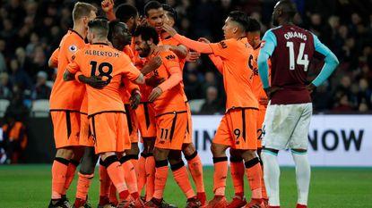 Dit gebeurde zaterdagmiddag in de Premier League: Defour, Depoitre én Mignolet aan het feest