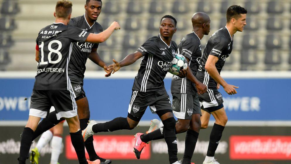 OH Leuven pakt gevleid punt tegen Eupen bij comeback in 1A