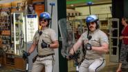 """Ring Shopping zet Corona Safety Patrol in: """"Met humor afstandsregels aanleren"""""""