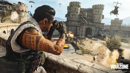 Fortnite-rivaal 'Call of Duty: Warzone' heeft na 24 uur al meer dan zes miljoen spelers