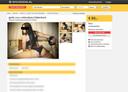 Advertenties van sekswerkers die in de Rotterdamse regio actief zijn op sexjobs.nl en speurders.nl. Een deel van de aanbieders betreft illegale prostituees.