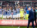 Lichtstadderby tussen PSV en FC Eindhoven gaat niet door