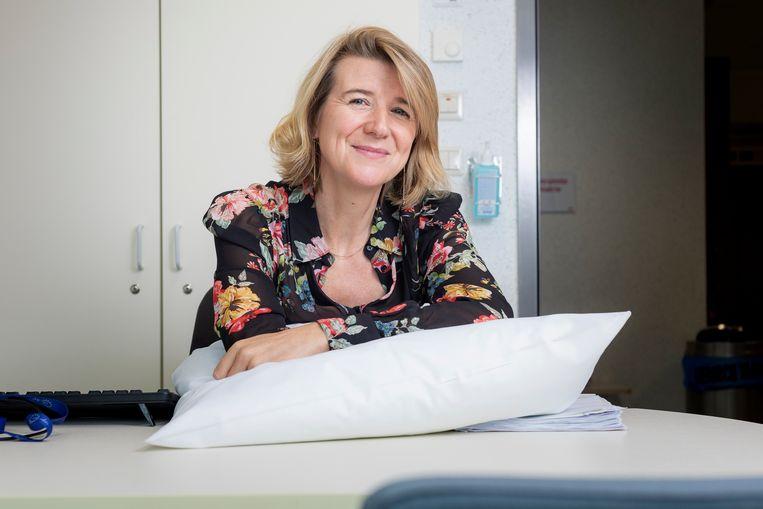 Slaapneurologe Inge Declercq