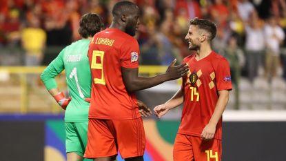 """Onze Chef Voetbal ziet hoe België (op een kwartier na) zijn status van nummer 1 waarmaakte: """"Waar is die Nations League-beker?"""""""