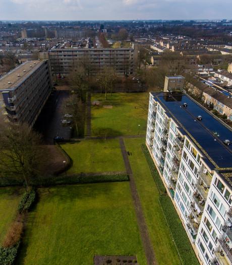 Na sloop flats verrijst nieuwbouw in glooiend park: 'Aanwinst voor Waalwijkse wijk'