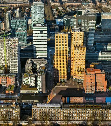 Stad zet geen rem meer op kantoorbouw