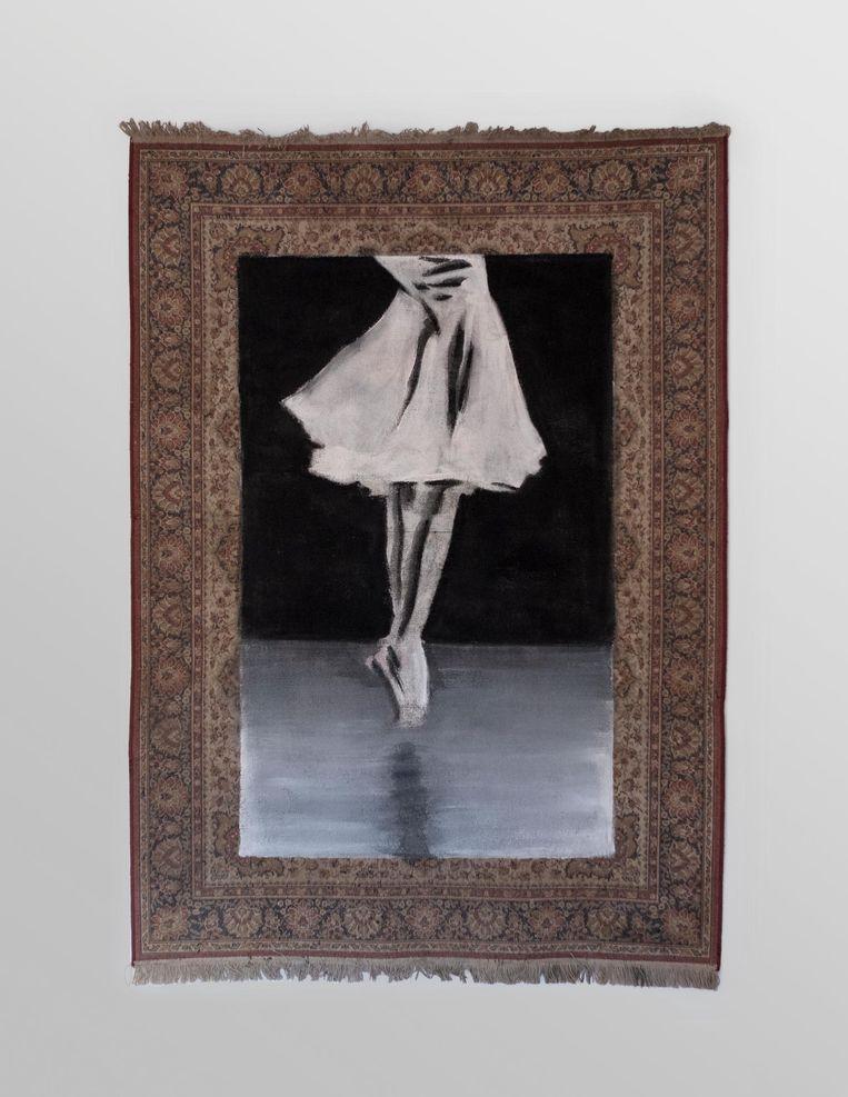 Aldo van den Broek: Ballerina ohne Kopf. Beeld courtesy galerie Ron Mandos