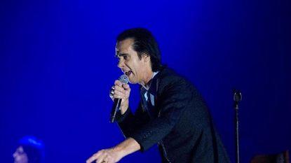 Nick Cave in het Sportpaleis: van een breekbare schoonheid