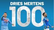Dries Mertens als 'Mister 100' nog wat legendarischer in Napels. Bekijk zijn tien mooiste parels en stem op de knapste