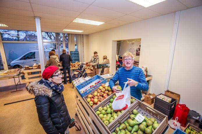Lokaalmarkt startte in Abdijbeke in Sint-Andries.