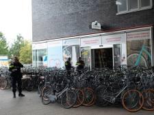 Drie mannen aangehouden na een conflict bij een fietsenwinkel in Tilburg