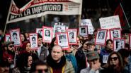 Duizenden Chilenen op straat voor verjaardag staatsgreep Pinochet
