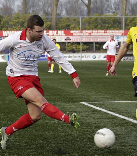 AZSV speelt met Kars Vierwind gelijk tegen RKHVV