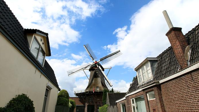 Molen De Vriendschap in Veenendaal staat op de lijst.