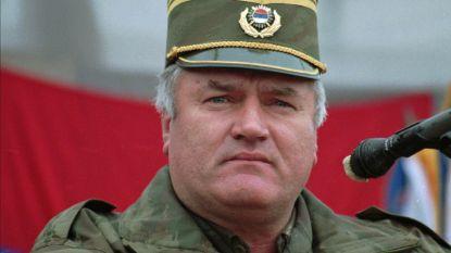Ratko Mladic, de grootste Europese oorlogsmisdadiger sinds WOII, hoort vandaag zijn straf