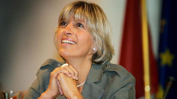 Ilse Uyttersprot was van 2007 tot 2013 burgemeester van Aalst.