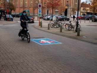 Fietsstraten in centrum Wetteren zijn officieel van kracht