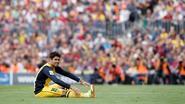 Diego Costa mogelijk out voor WK, maar Simeone hoopt nog op CL-finale